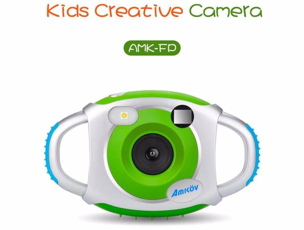 Детский фотоаппаратAmkov купить на Алиэкспресс