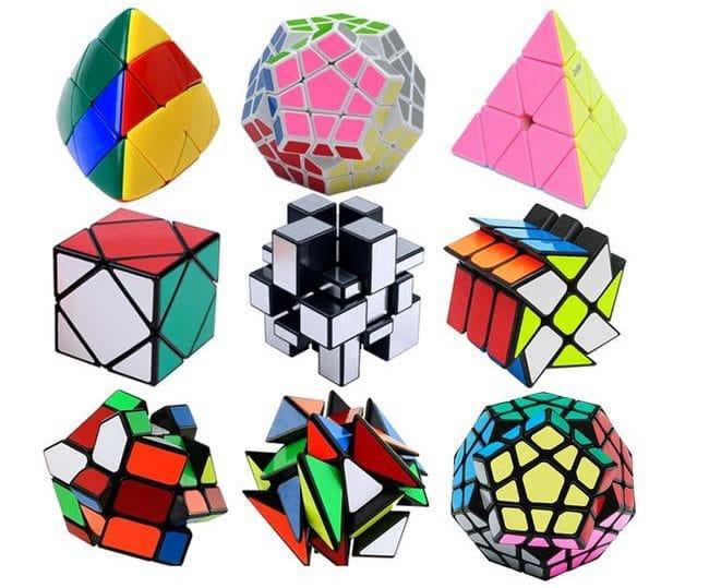 15 моделей кубиков Рубика купить на Алиэкспресс