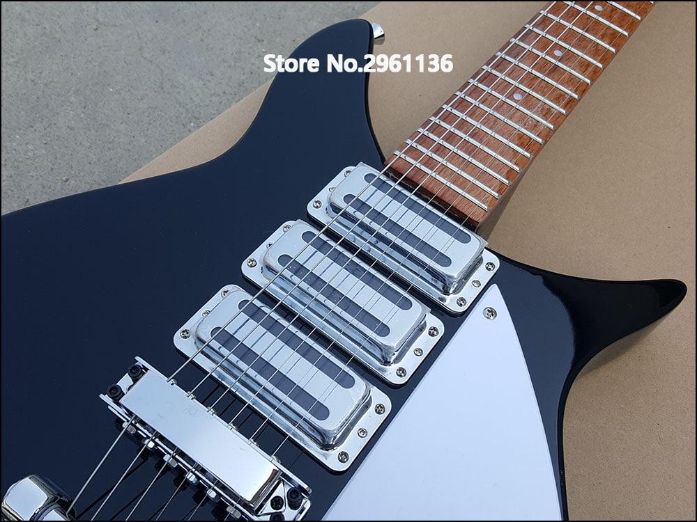 Гитара Human— реплика Rickenbacker купить на Алиэкспресс