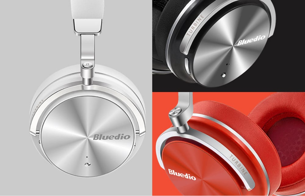 Беспроводные наушники с хорошими басами Bluedio купить на Алиэкспресс