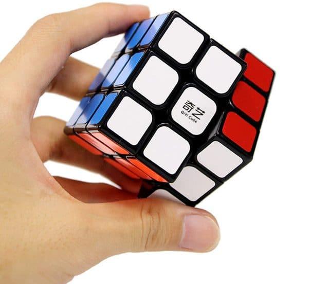 Профессиональный кубик Рубика 3x3Qiyi Cube купить на Алиэкспресс