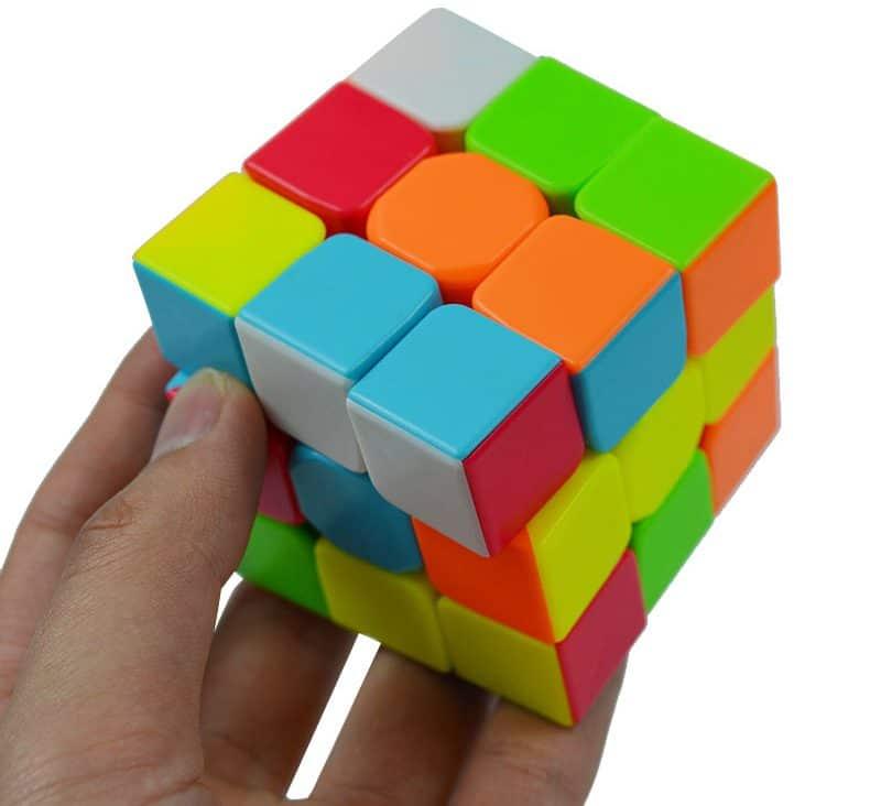 Классический кубик Рубика 3 на 3 купить на Алиэкспресс