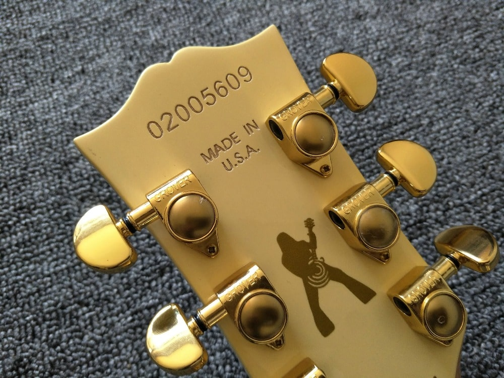 Электрогитара — копия Gibson Les Paul Zakk Wylde купить на Алиэкспресс