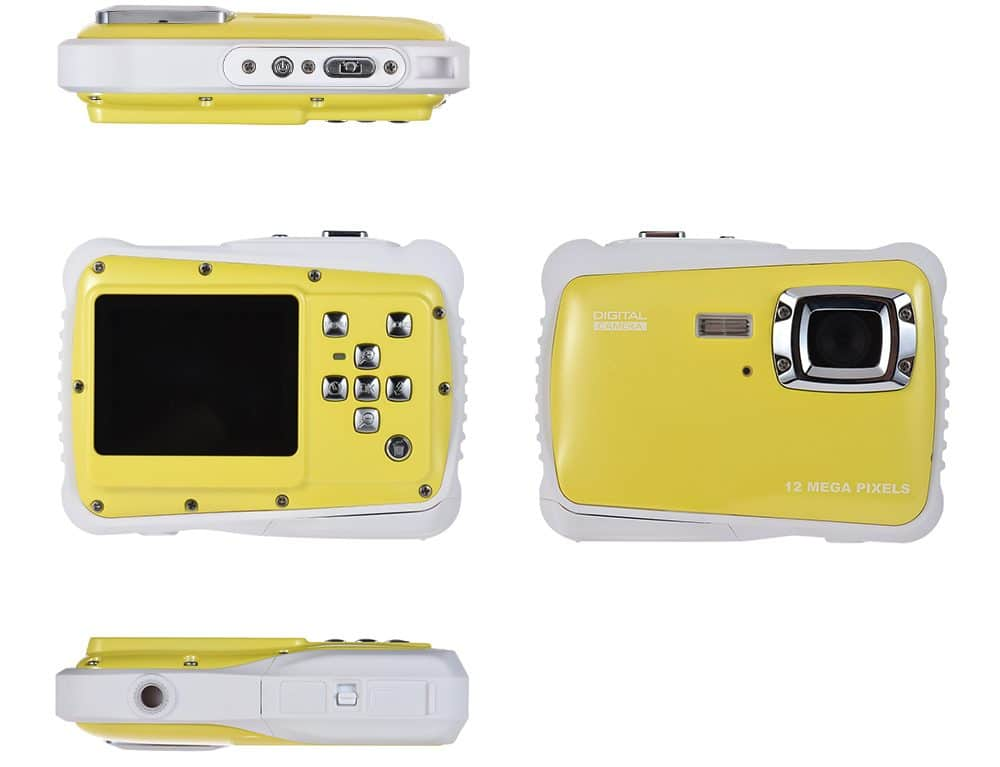 Водонепроницаемый фотоаппарат купить на Алиэкспресс
