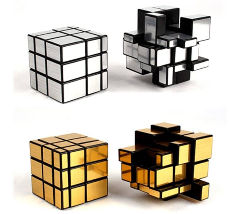 Зеркальный кубик Рубика 3x3 купить на Алиэкспресс