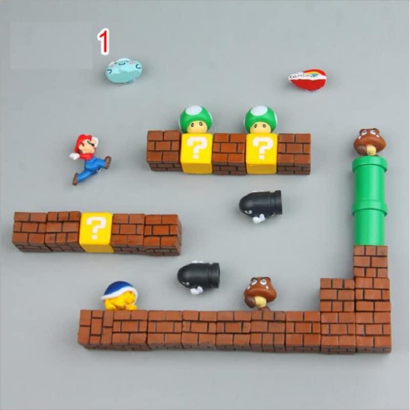 Магниты Super Mario купить на Алиэкспресс