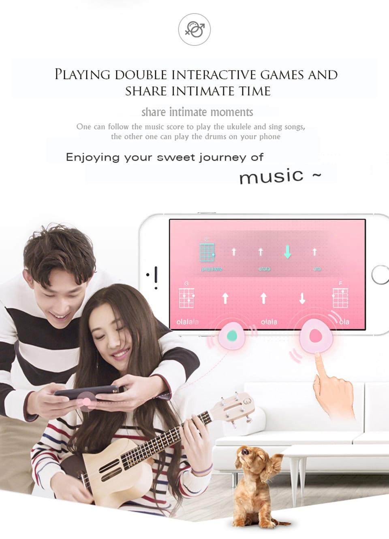 Smart укулеле от Xiaomi Populele U1 купить на Алиэкспресс