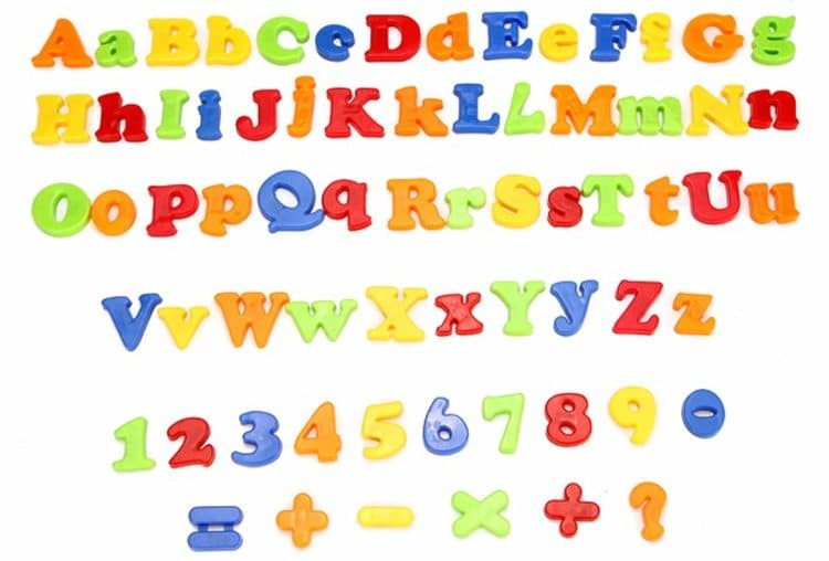 Буквы на магнитах купить на Алиэкспресс