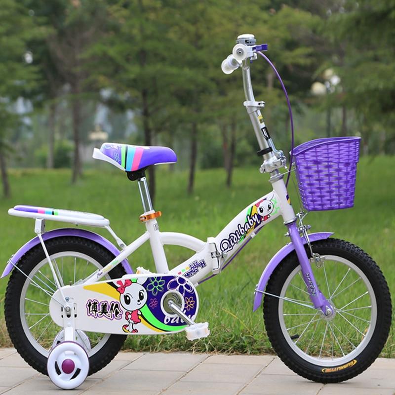 Складной детский велосипед купить на Алиэкспресс