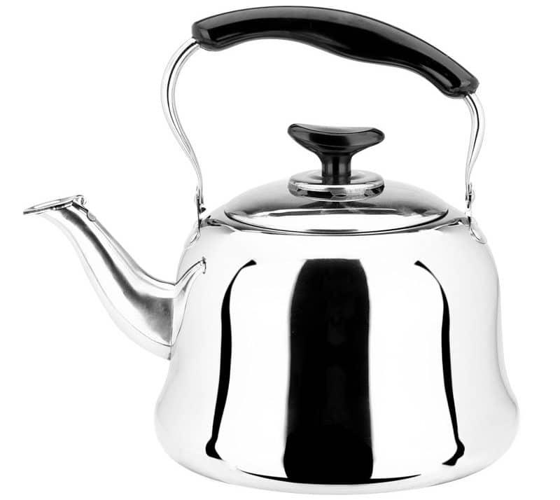 Большой чайник со свистком купить на Алиэкспресс