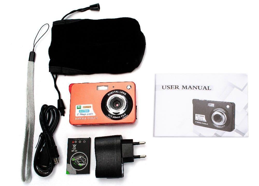 Компактный цифровой фотоаппарат купить на Алиэкспресс