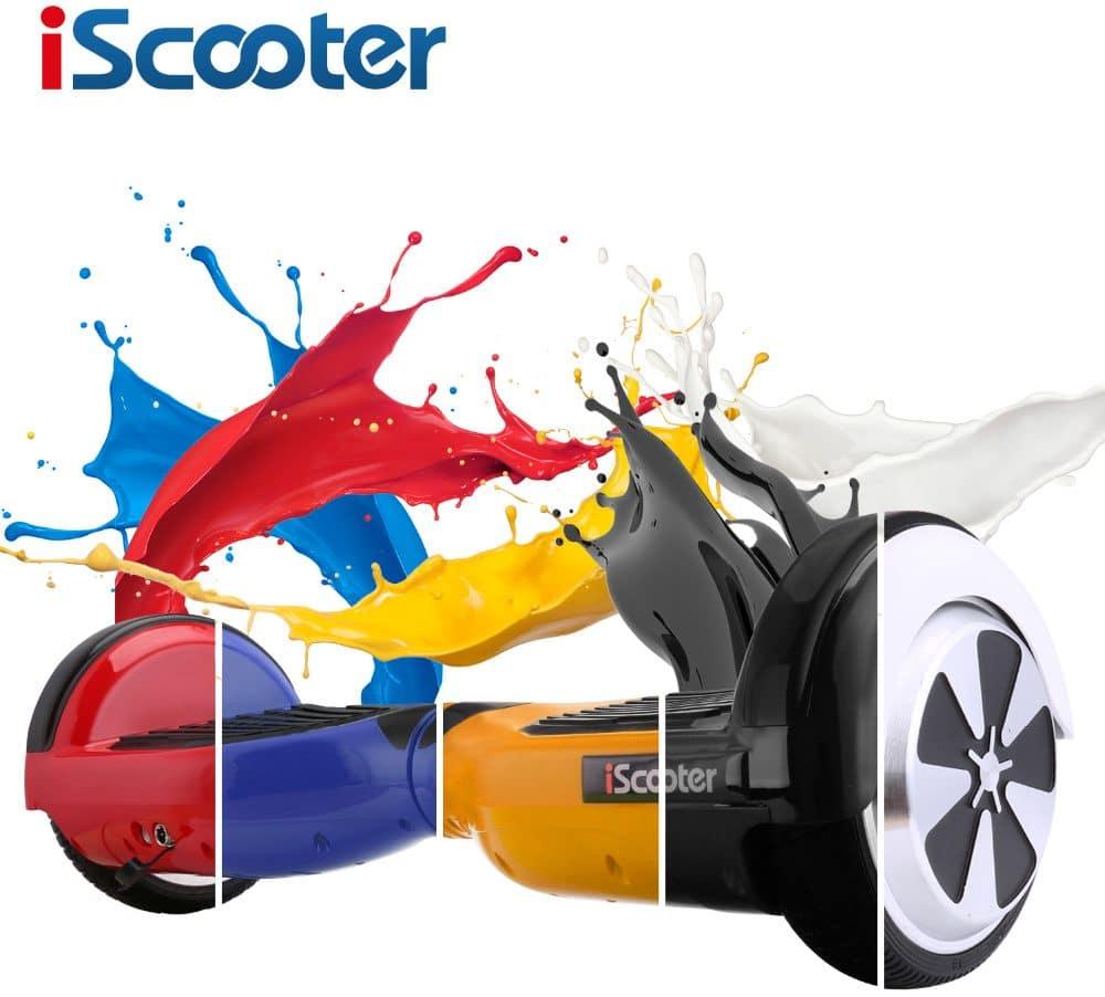 Гироскутер с музыкой iScooter купить на Алиэкспресс