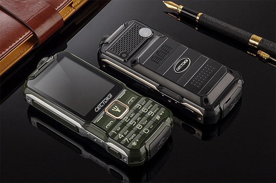 Кнопочный телефон с мощным аккумулятором купить на Алиэкспресс