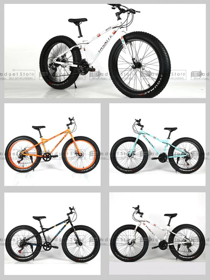 Велосипед - фэтбайк KUBEEN купить на Алиэкспресс