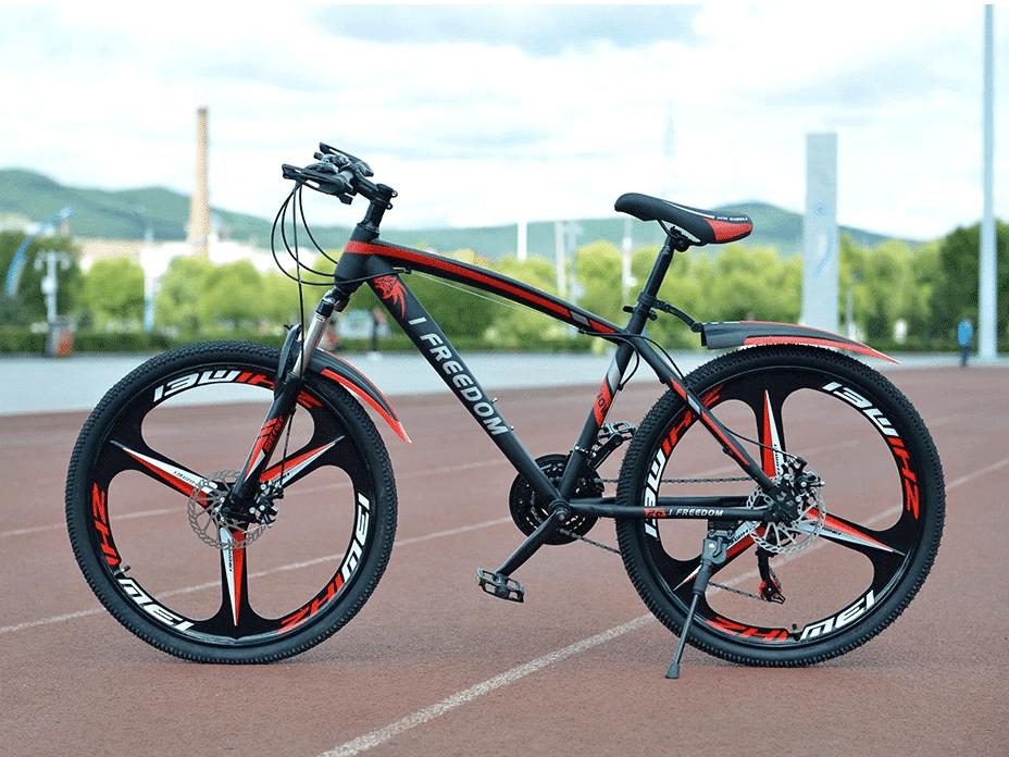 Скоростной горный велосипедLOVE FREEDOM купить на Алиэкспресс
