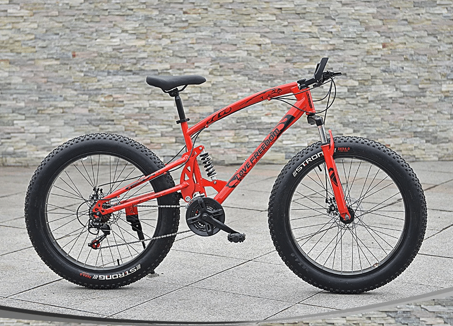 Велосипед с широкими шинами LOVE FREEDOM купить на Алиэкспресс