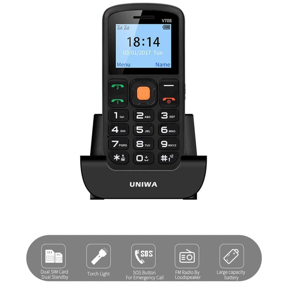 Недорогой кнопочный телефон без камеры купить на Алиэкспресс