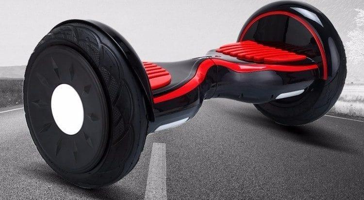 Гироскутер с колесами 10 дюймов купить на Алиэкспресс