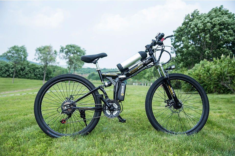 Электровелосипед DSY купить на Алиэкспресс
