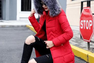 Женские куртки на Алиэкспресс: 10 красивых моделей