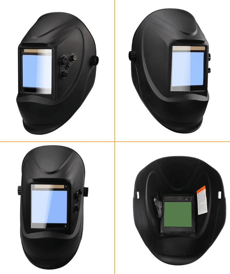Сварочная маска с автоматическим светофильтромTRUSOXIN купить на Алиэкспресс