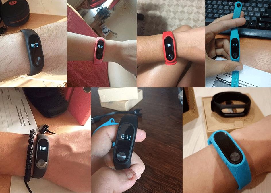 Фитнес-браслет Xiaomi Mi Band 2 — оригинал купить на Алиэкспресс