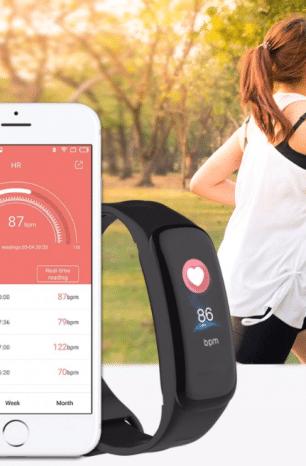 Фитнес-браслеты на Алиэкспресс: обзор 10 моделей умных трекеров и часов