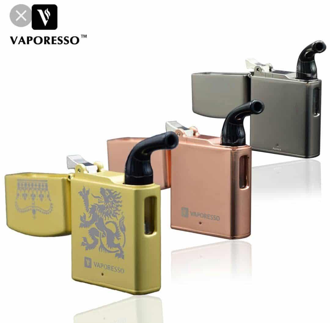 Электронная сигарета Vaporesso с мундштуком купить