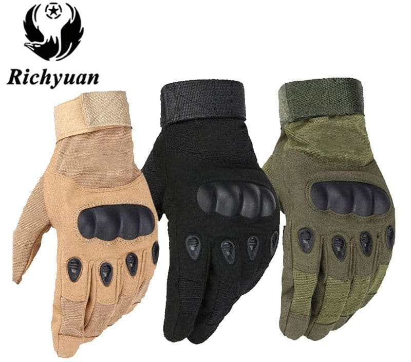 Тактические перчатки Richyuan купить на Алиэкспресс