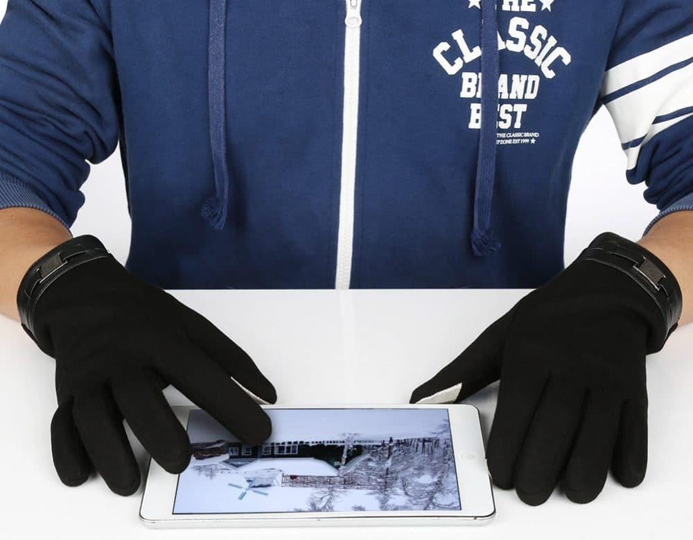 Элегантные перчатки Vbiger купить на Алиэкспресс