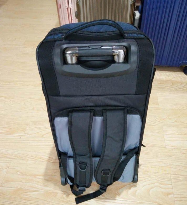 Большой чемодан-рюкзак на колесах Lmggigc купить на Алиэкспресс