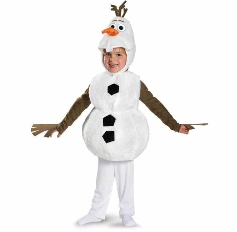 Костюм снеговика Олафа купить на Алиэкспресс