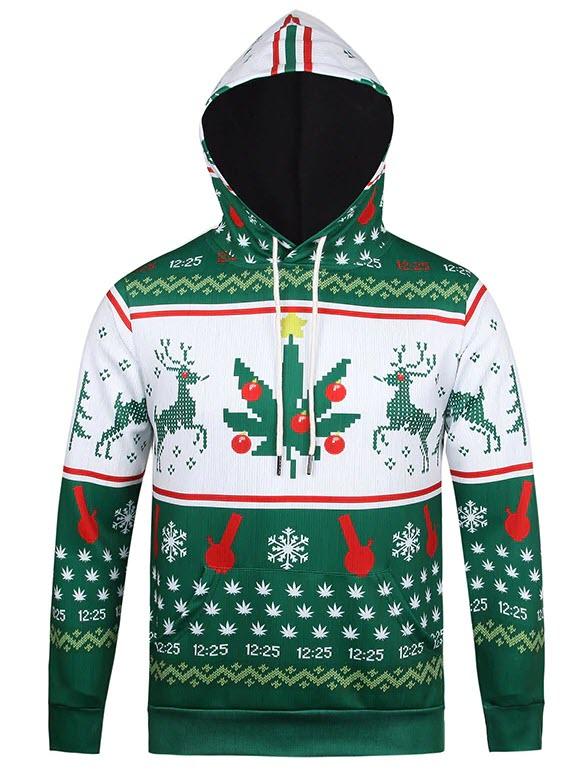 Мужской новогодний свитер — для плохишей купить на Алиэкспресс