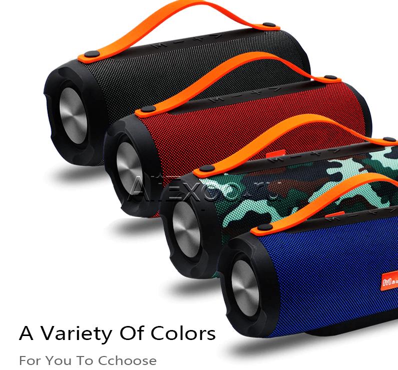 Портативный беспроводной Bluetooth динамик M&J MELODY & JOURNEY купить на Алиэкспресс