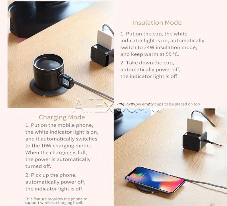 Умная чашка Xiaomi купить на Алиэкспресс