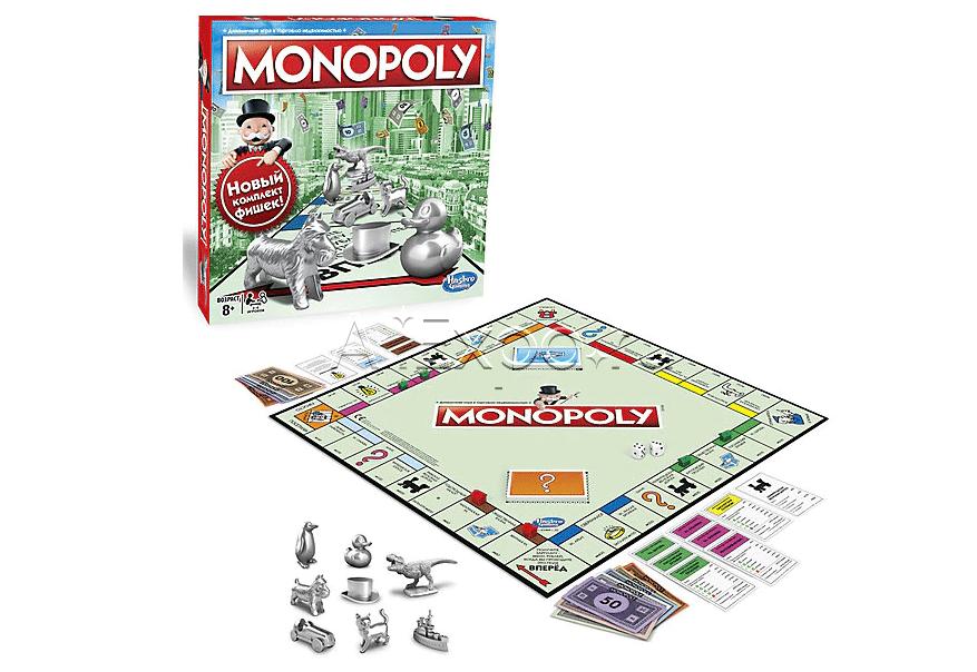 Настольная игра Монополия купить на Алиэкспресс