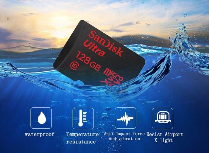 Карта памяти SanDisk Ultra — оригинальная купить на Алиэкспресс