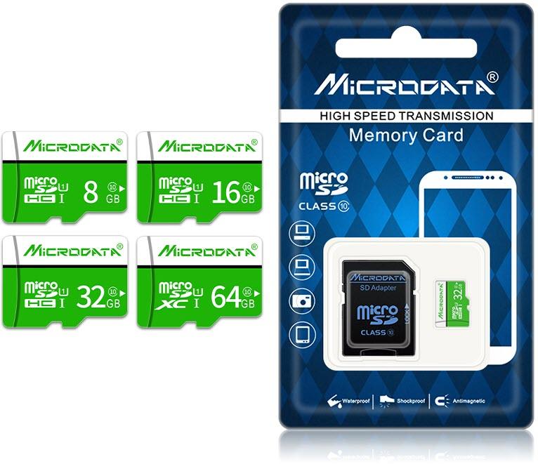 Карта памяти MicroData для телефонов и смартфонов купить на Алиэкспресс