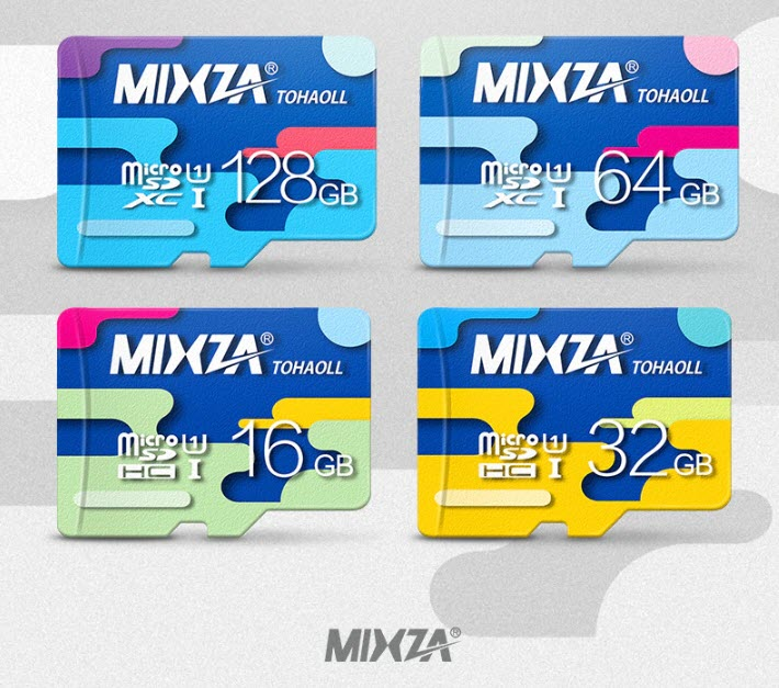 Высокоскоростная карта памяти MIXZA купить на Алиэкспресс