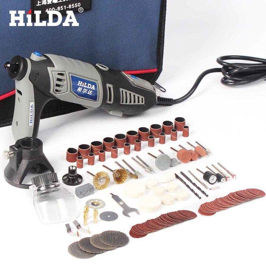 Электрическая мини-дрель HILDA купить на Алиэкспресс