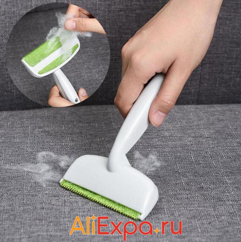 Щетка для удаления шерсти, пыли и грязи | Товары для уборки дома