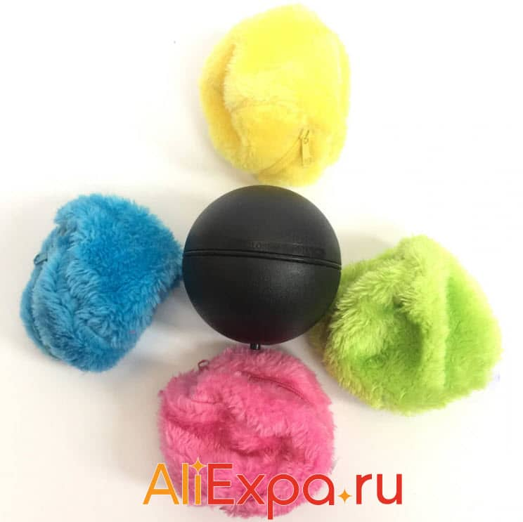 Электронный мяч для уборки пола | Товары для уборки дома