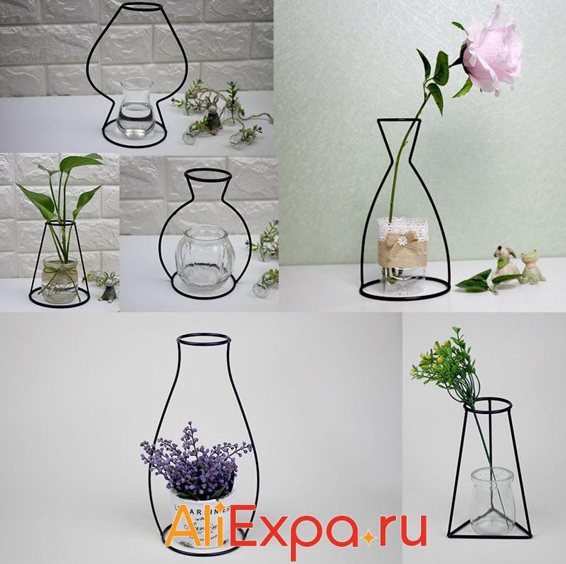 Декоративная абстрактная ваза | Товары для декора дома