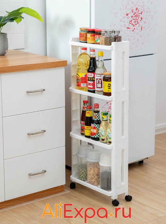 Стеллаж для хранения продуктов | Товары для кухни