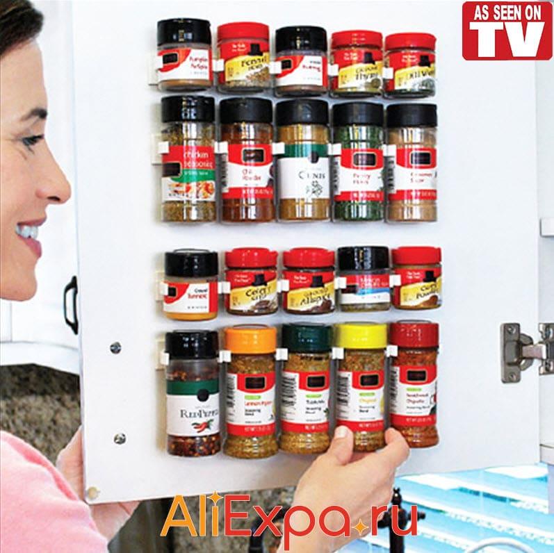 Держатель для специй на кухню | Товары для кухни
