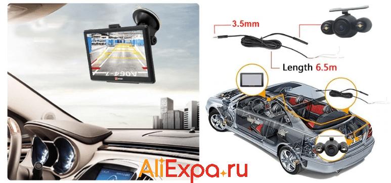 Автопланшет Junsunс камерой заднего вида и парктроником купить на Алиэкспресс