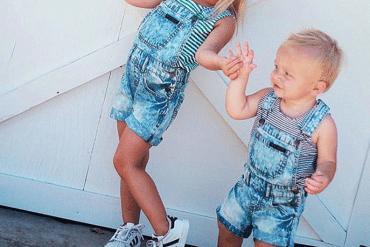 Детские комбинезоны с Алиэкспресс: 10 красивых летних костюмчиков
