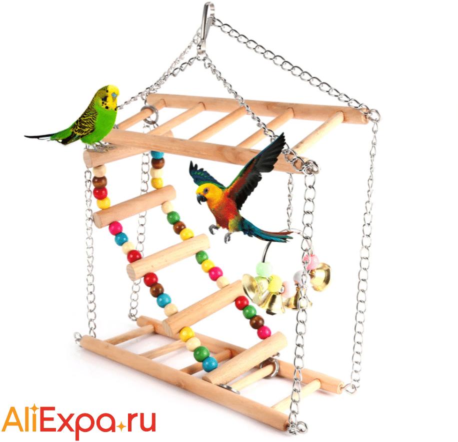 Игровая площадка для попугая VBESTLIFE купить на Алиэкспресс