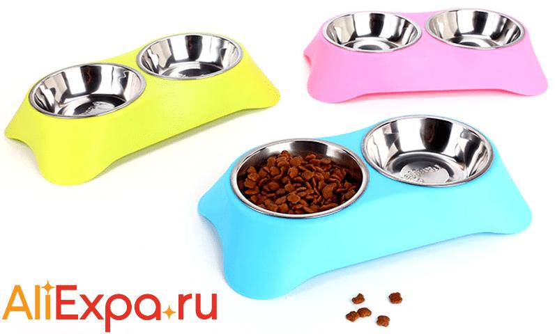 Миски для маленьких собак купить на Алиэкспресс