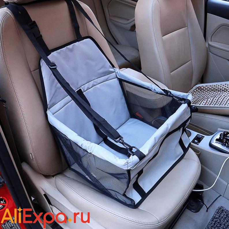 Автогамак для перевозки собак в автомобиле Cawayi Kennel купить на Алиэкспресс